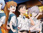 Los japoneses intentan evitar a toda costa los spoilers de Evangelion publicado en Manga y Anime