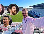 """Beckham: """"queremos traer a Fressi y Cristiano Penaldo"""" publicado en Offtopic"""