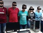 Grababan nopor al aire libre en Mérida y ahora están presos published in Offtopic