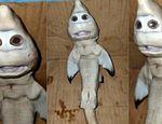✅🐋Cría de tiburón con «rostro humano»  publicado en Offtopic