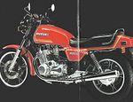 Suzuki GS850G 1982 publicado en Archivo de autos