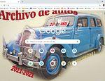 """""""Federita"""" renovada, la computadora de Archivo de autos publicado en Archivo de autos"""