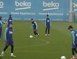 El golazo de Messi  que se hizo viral ⚽ publicado en Info