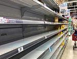 Escasez en Argentina: Hay 72% menos productos en los supermercados published in Info