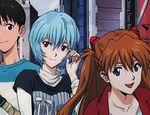 Se acabaron los retrasos: Evangelion: 3.0+1.0 se estrenará el 08/03 publicado en Manga y Anime