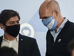 Kiciloff con mayores infectados a diario, pero la culpa es de Larreta? published in Info