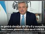 Cacerolazo contra la infectadura  published in Info