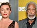 """Florence Pugh y Morgan Freeman protagonizan """"A Good Person"""" publicado en Algo de Cine y TV ✪ 1.800"""