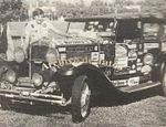 Travesía para un Chevrolet de 1931 publicado en Archivo de autos