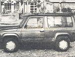 IES Gringo, el jeep que no fue del año 1989 published in Archivo de autos
