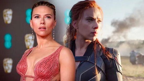 Scarlett Johansson demanda a Disney por el estreno de en simultáneo de published in Info