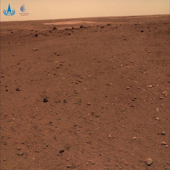 China: Segundo país en operar con éxito un robot en Marte published in Info