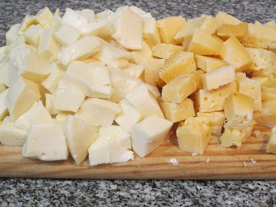 La unica sopa solida, mi version de sopa Paraguaya-Matilda published in Recetas y cocina