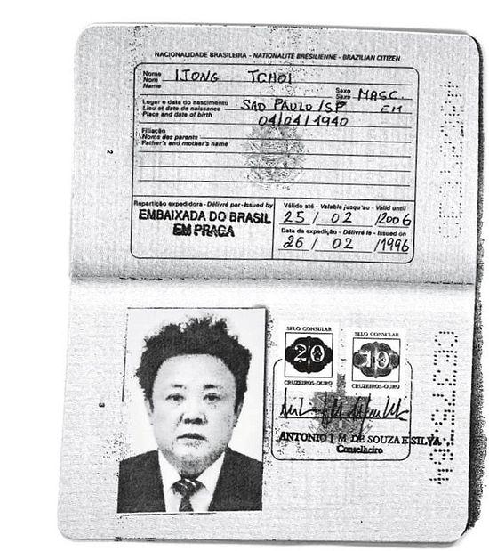 LÍDER NORCOREANO KIM JONG-UN BRASILEÑO? SÍ! UTILIZABA PASAPORTE BRASIL published in Offtopic