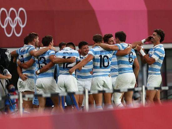 Urgente: De La Mano De Los Pumas Argentina Consigue La Primera Medalla published in Deportes