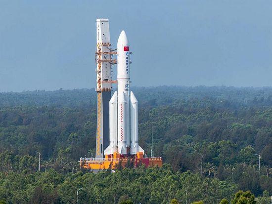 Cohete chino caerá sin control en algún punto de la tierra published in Ciencia y educación