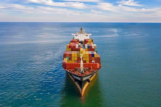 Transporte Marítimo por las nubes: pre-Covid 1.000 d, ahora 10.000 d published in Economía y negocios