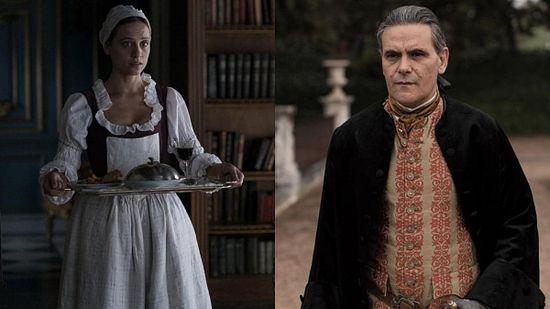 La cocinera de Castamar published in TV, películas y series