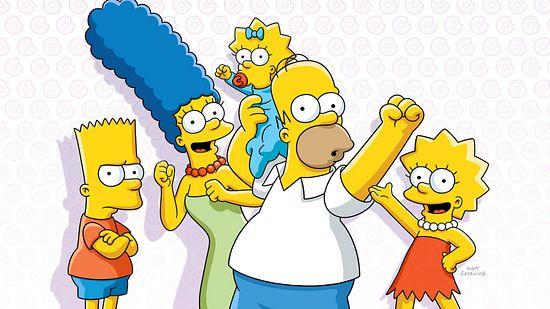 📌Personajes de los Simpson basados en personas reales published in Algo de Cine y TV ✪ 2.000