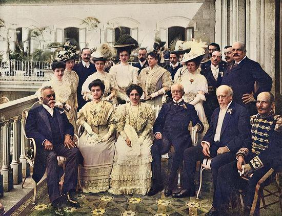 Fotos de Julio A. Roca en color published in Imágenes