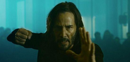 ¡Mirá el primer y espectacular tráiler de The Matrix Resurrections! published in TV, películas y series