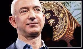 Jeff Bezos juega a ser Elon Musk y aceptará Bitcoin en Amazon published in Economía y negocios