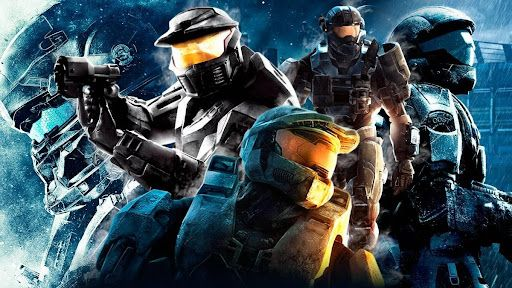 Halo: Top 4 mejores juegos published in Juegos