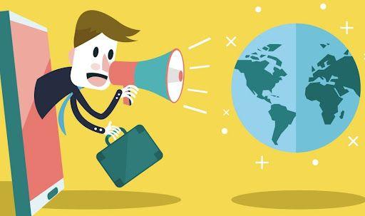 Un  breve paseo por la historia de la comunicación e información published in Info