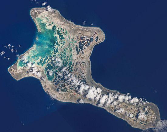 Alguien puede pensar en Kiribati published in Noticias