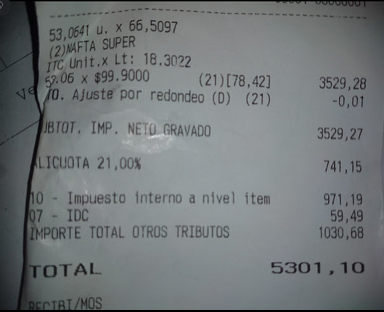 Gano $50000 y soy pobre published in Offtopic