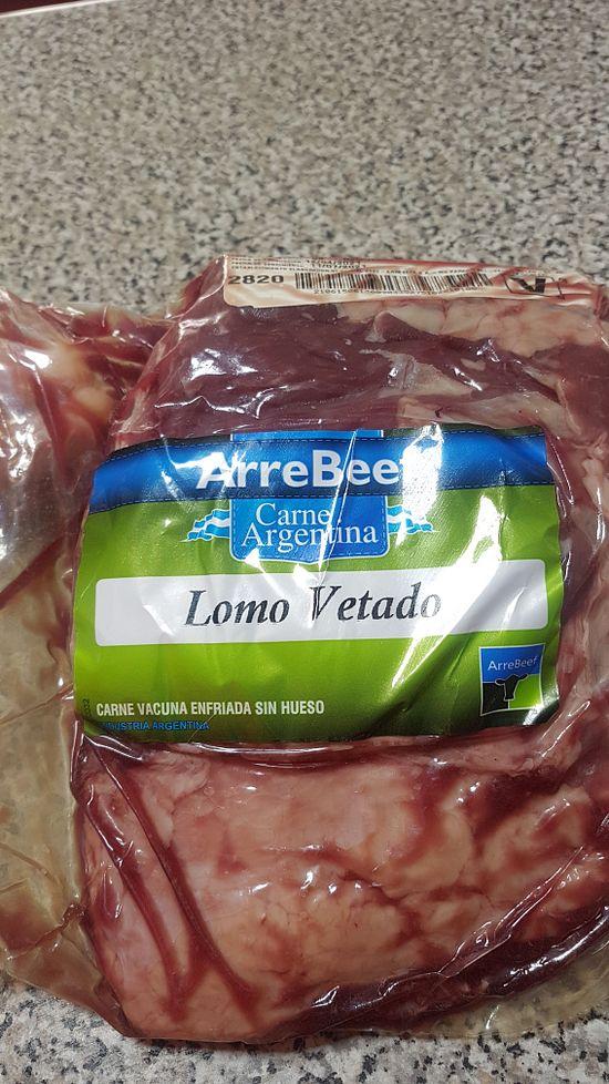 Sobre Argentina frena exportación de carne por inflación.... published in Noticias