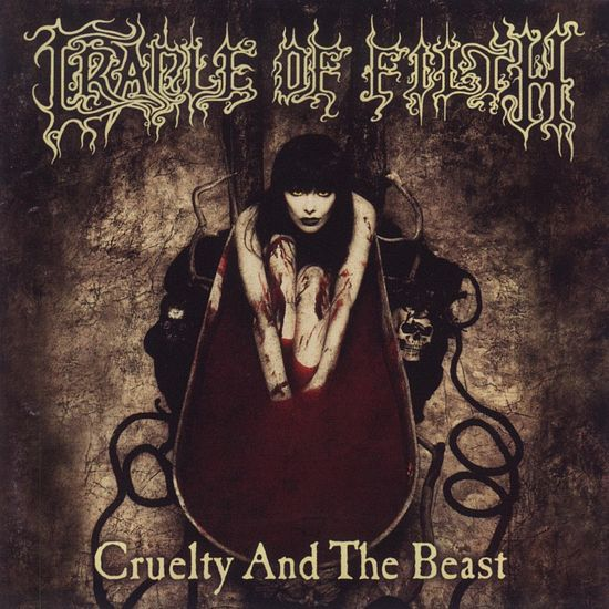 Cradle Of Filth - Cruelty And The Beast [Full Album] HQ published in Videos online